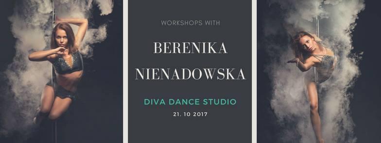 bernenika pole dance warsztaty