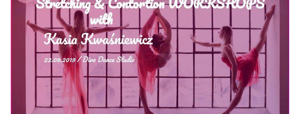 warsztaty pole dance Poznan
